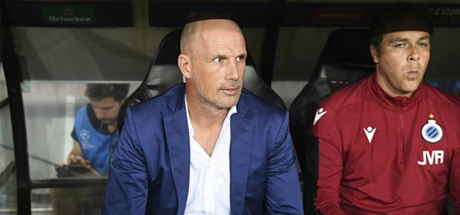 Foto: 'Clement roteert bij Club: twee debutanten tegen Cercle'