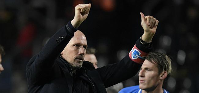 Foto: Clement ziet moment van zwakte bij Club Brugge