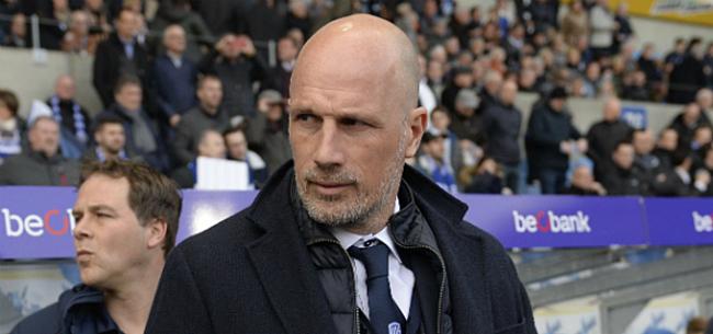 Foto: Overgang van Clement heeft gevolgen voor twee transfers
