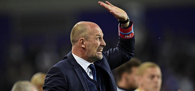 Foto: 'Sterkhouder Club Brugge moet vrezen na komst Clement'