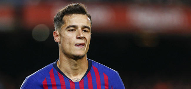 Foto: 'Monsterclausule onthuld in huurcontract Coutinho'