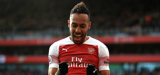 Foto: 'Arsenal stelt voorwaarde voor transfer Aubameyang: vervanger bekend'