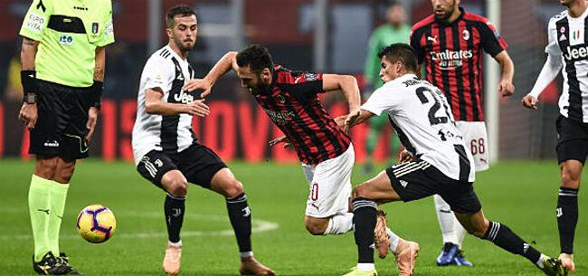 Foto: 'Ontevreden Juventus wijst twee basisspelers de deur'