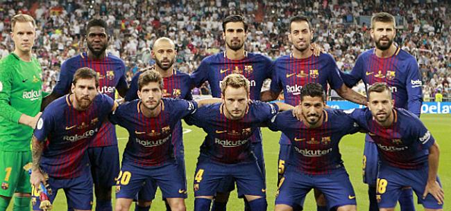 Foto: 'PSG en Juve kloppen met 100 miljoen aan bij Barça'