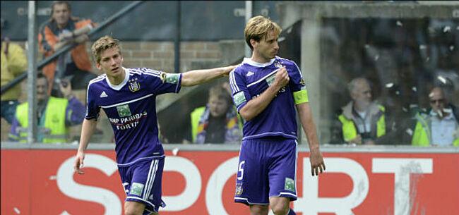 Foto: 'Anderlecht mag terugkeer van publiekslieveling vergeten'