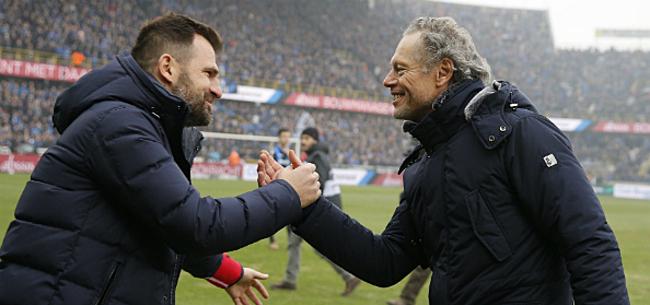Foto: 'Preud'homme wil belangrijke pion bij Club Brugge wegplukken'