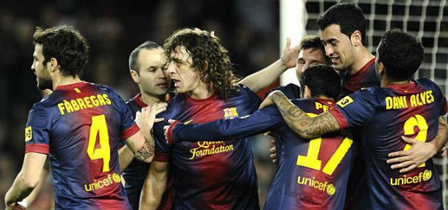 Foto: Barça-icoon laat terugkeer naar Nou Camp links liggen