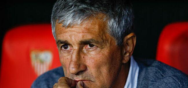 Foto: Barcelona stelt Setién morgen voor: