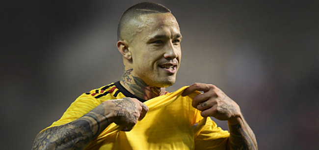 Foto: Nainggolan over Duivels: