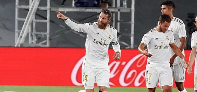 Foto: 'Real heeft 100 miljoen veil voor nieuwe partner Ramos'