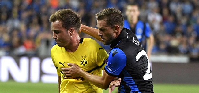 Foto: Dortmund schakelt Club Brugge uit in de Youth League