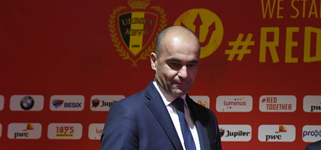 Foto: Martinez over 2 nieuwe namen:
