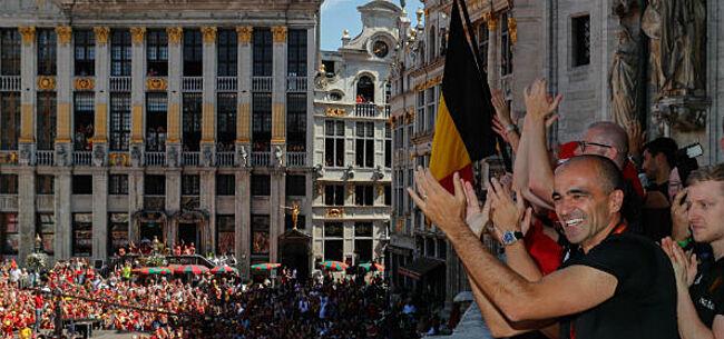 Foto: Martinez vol ambitie: