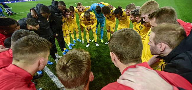 Foto: Nieuw objectief Rode Duivels vereist 4-0 zege tegen Cyprus