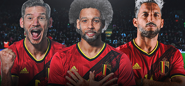 Foto: De Oude Duivels: anciens op de wip voor Euro 2021?