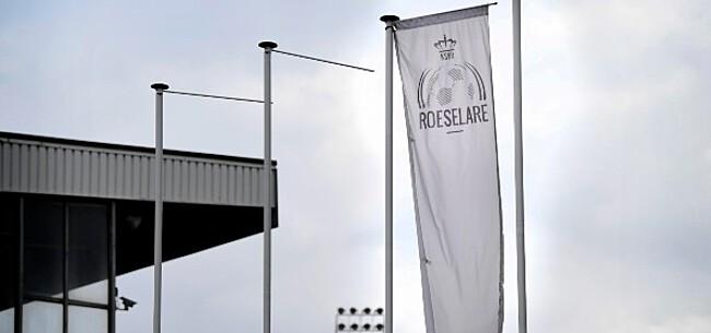 Foto: Roeselare legt voormalige verdediger van Club Brugge vast