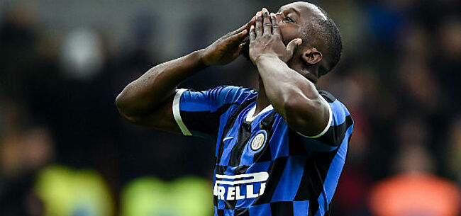 Foto: 'Groen licht: Inter sluit deal voor doublure Lukaku'