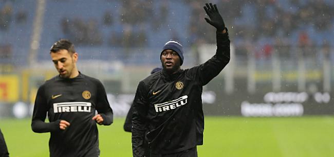 Foto: 'Inter heeft dodelijke aanvalspartner voor Lukaku in vizier'