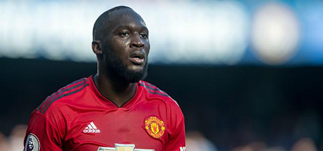 Foto: 'Romelu Lukaku dient zélf transferverzoek in bij Man Utd'