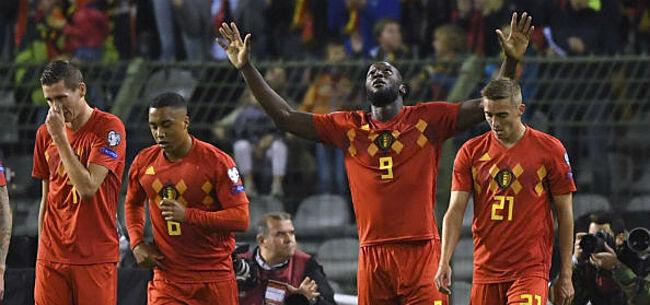 Foto: Lukaku jaagt op absoluut wereldrecord tegen San Marino
