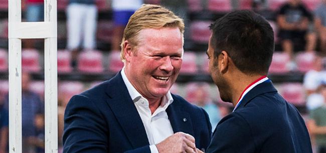 Foto: 'Ajax wil toeslaan na bedenkelijke actie Koeman'