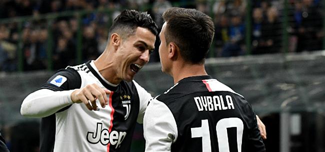 Foto: Juventus krijgt ook in Football Manager bizarre naam