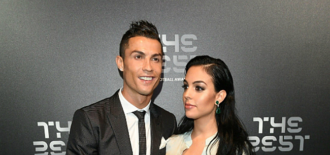 Foto: Ronaldo onthult de naam van zijn toekomstige dochter