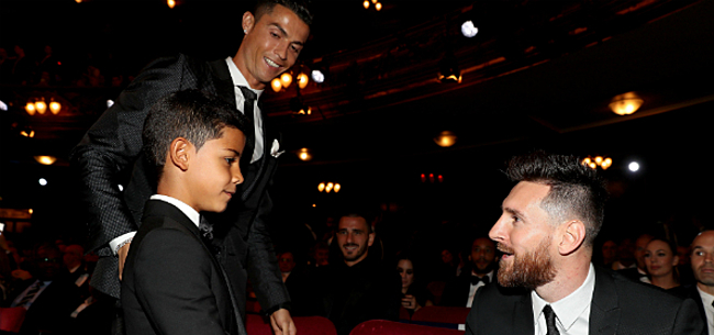 Foto: Messi reageert op veelbesproken uitnodiging Ronaldo