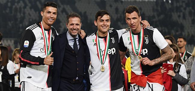 Foto: Juventus maakt werk van twee toppers: