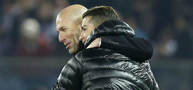 Foto: Na Zidane ook spectaculaire terugkeer Ronaldo in de maak?