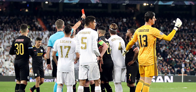 Foto: Ramos geschorst na 26ste (!) rode kaart uit carrière