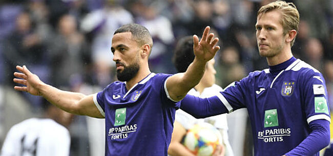 Foto: 'Anderlecht weigert bod van Glasgow Rangers'