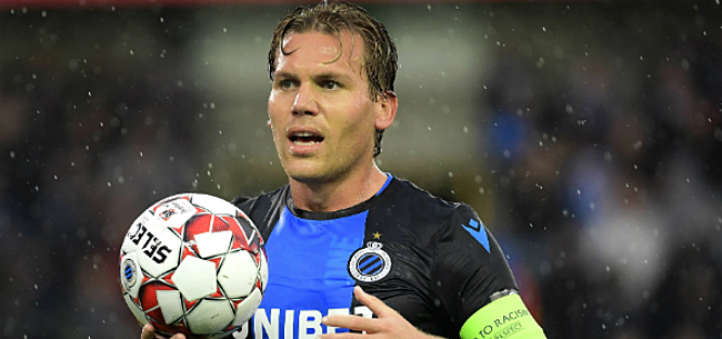 Foto: Vormer laat zich uit over scoringsprobleem Club Brugge