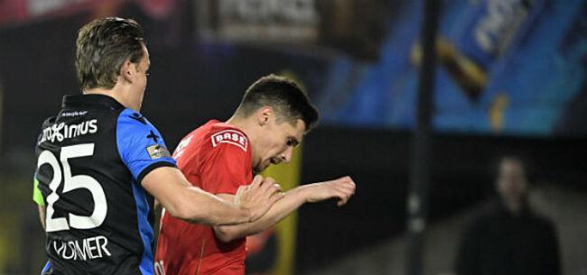 Foto: Club Brugge plukt speler weg bij Standard