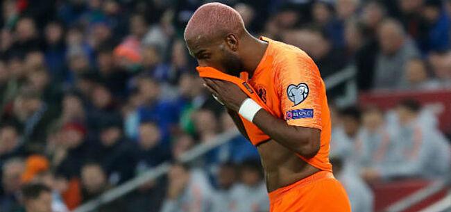 Foto: Domper voor Nederland, opsteker voor Club Brugge?