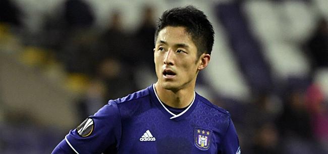 Foto: 'Anderlecht weigert miljoenenbod op Morioka'