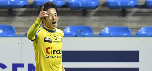 Foto: 'Goed nieuws voor Belgische top: Morioka kan spotgoedkoop weg'