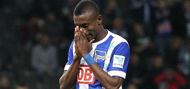 Foto: Kalou verrast met transfer naar Brazilië