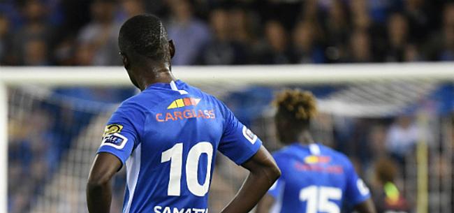 Foto: 'Samatta mysterieus over transfer bij RC Genk'