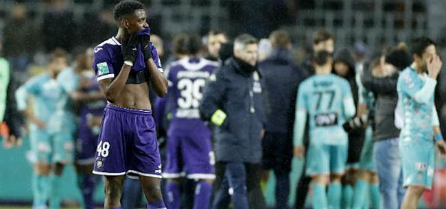 Foto: HVH choqueert en confronteert Anderlecht met