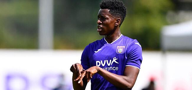 Foto: 'Lokonga moet even stap terugzetten bij Anderlecht'