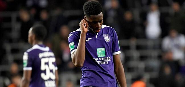 Foto: Zorgen voor Anderlecht: