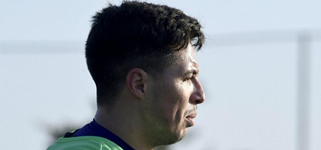 Foto: 'Nasri heeft zijn laatste match voor Anderlecht al gespeeld'