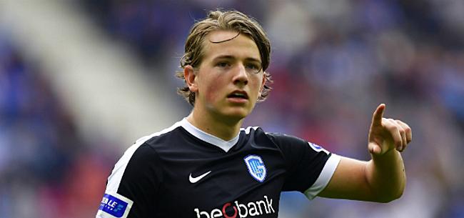 Foto: 'Nieuwe klap Genk: transfersoap Berge bijna afgerond'