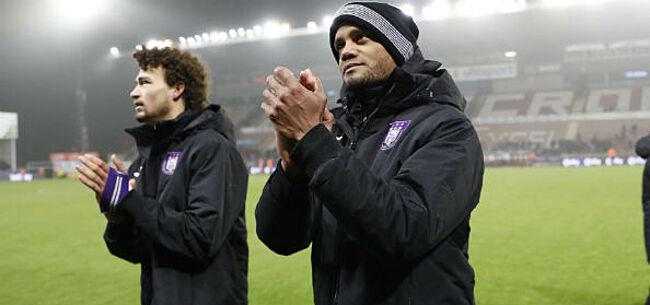 Foto: 'Anderlecht moet wachten op beslissing van Manchester City'