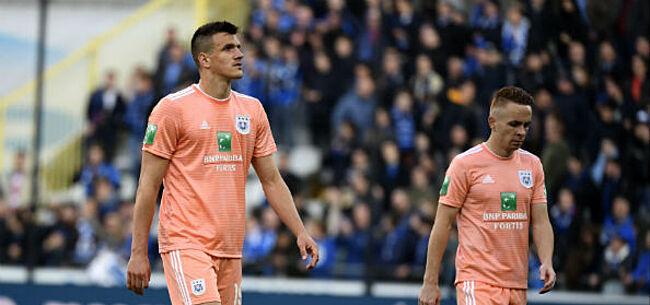 Foto: 'Anderlecht kan Santini voor onverwacht hoge som verkopen'