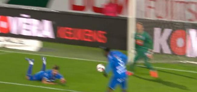 Foto: KV Mechelen teruggefloten: