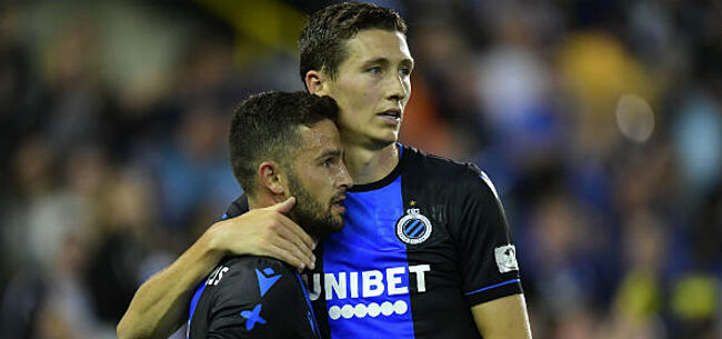 Foto: Vanaken laat zich uit over vertrek bij Club Brugge