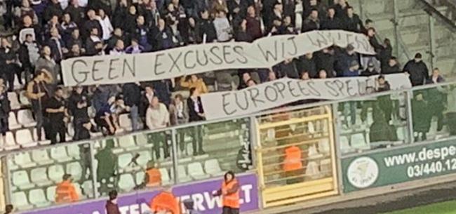 Foto: Analist hard voor Anderlecht: