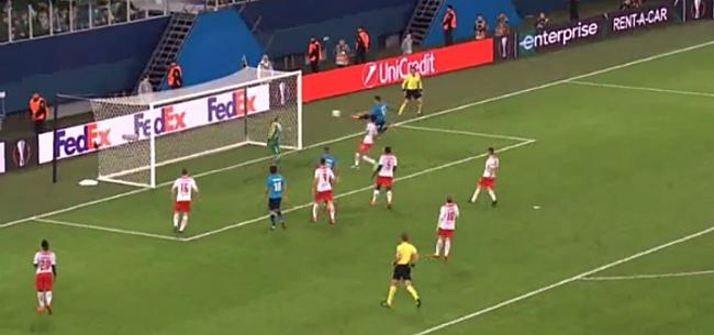 Foto: Argentijnen schitteren al in Rusland: Zenit gelijk na lekkere volley